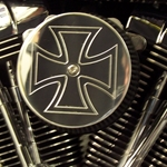 Maltese Cross - Polished