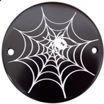Spider Web Black